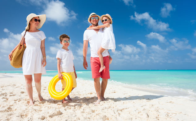 Our Panama City Beach vacation rentals are perfect for family vacations