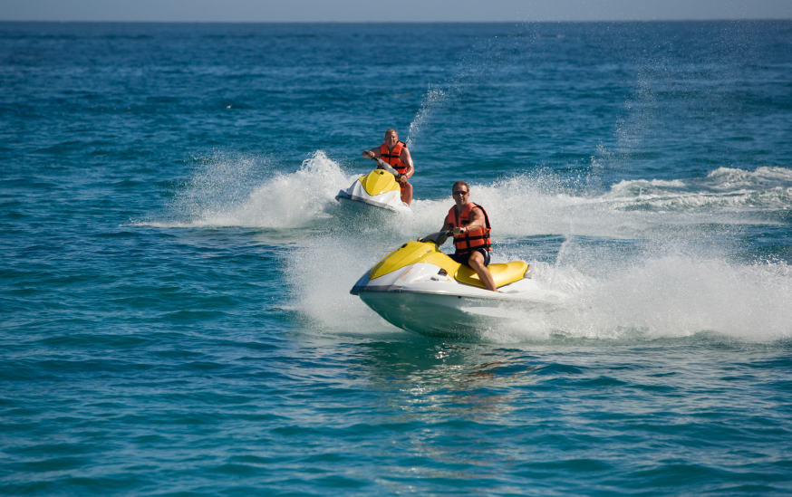watersports in Panama City Beach Florida