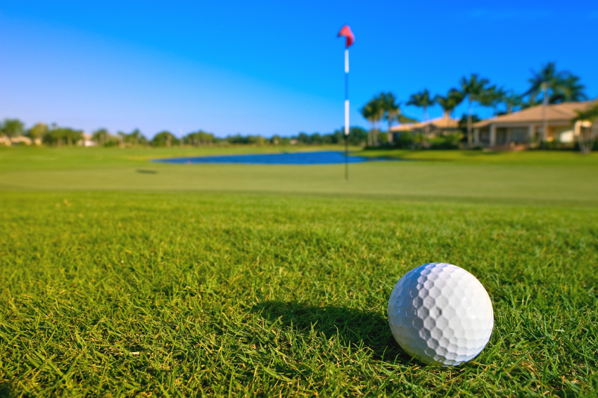 golf courses in Panama City Beach FL