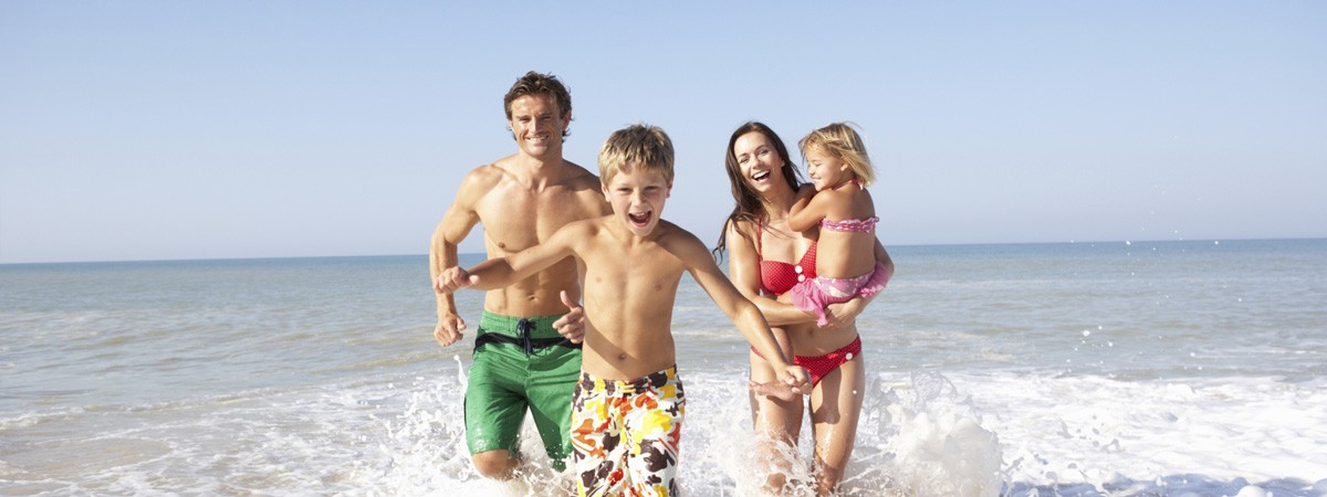 Family vacations Panama City Beach FL