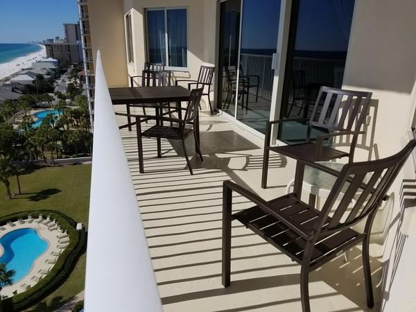 Coral Reef 1001 3 Bedroom Vacation Rentals Panama City